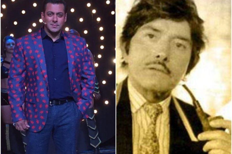 Raaj Kumar- Salman Khan fight