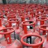 gas cylinder rise
