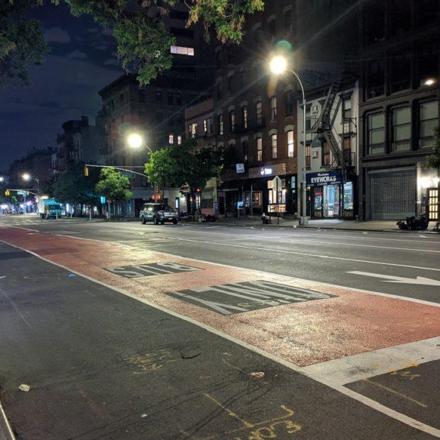 UP Night curfew