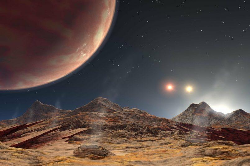 प्राचीन नदी डेल्टा बोल्स्टर है मंगल ग्रह पर जीवन की सबूत, वैज्ञानिकों का दावे में कितना दम!