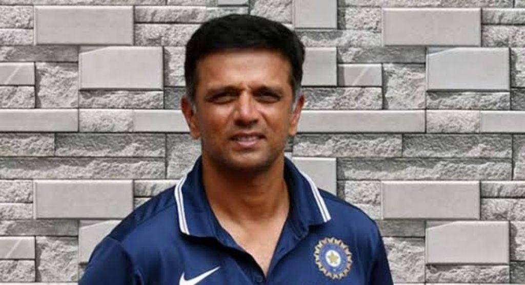 Rahul Dravid The wall indian cricket team