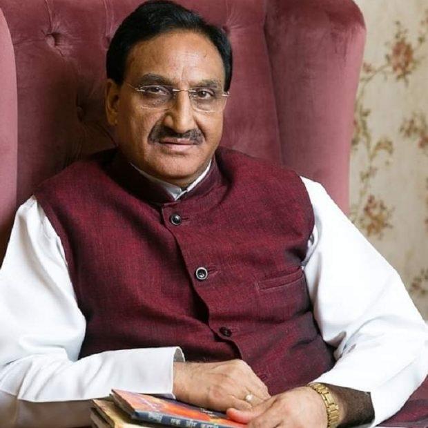 Dr. Ramesh Pokhriyal
