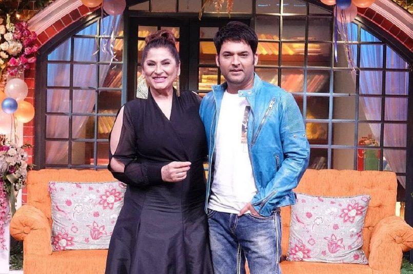 Archana Puran Singh and Kapil Sharma
