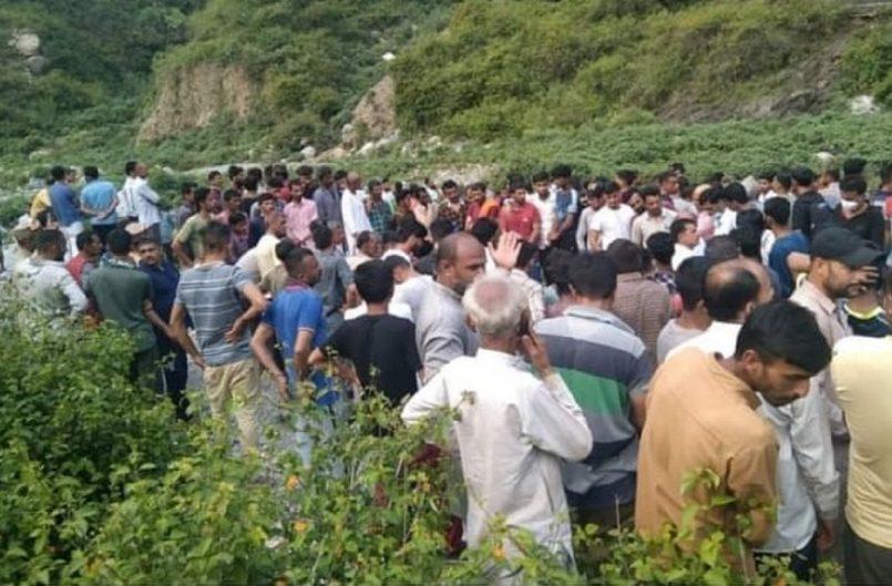 Himachal Pradesh Car Accident