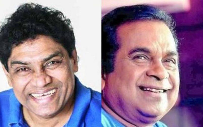 Jonny &Brahmanandam