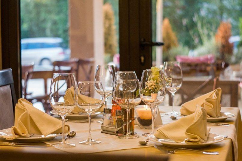 Restaurant and Bar Open