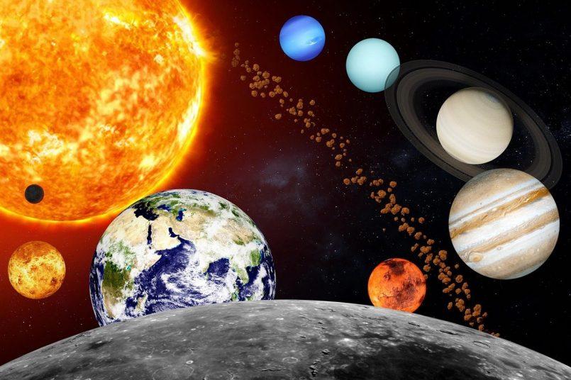 Asteroid Belt में खोजी गई दो विशाल लाल वस्तुएं