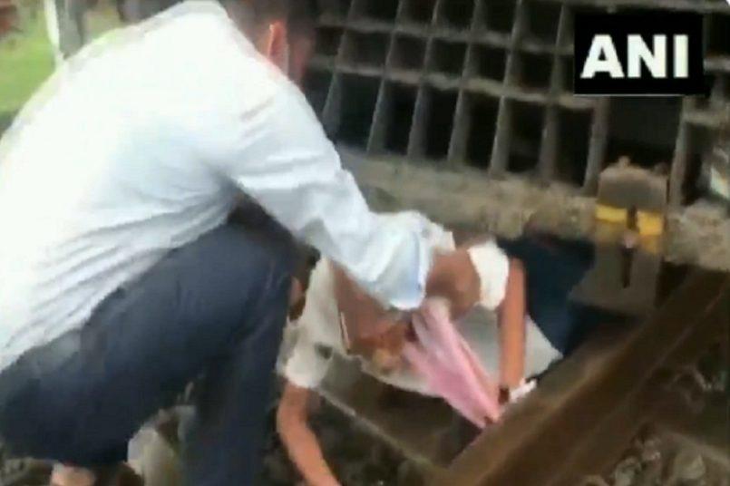 Mumbai Train Incident