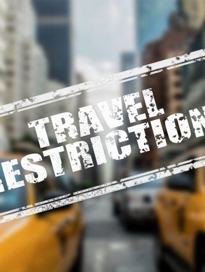 UAE Travel banned