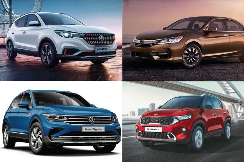 MG Astor to Renault Duster: 7 नई मिड-साइज़ SUVs भारत में लॉन्च होंगी, यहाँ देखें लिस्ट