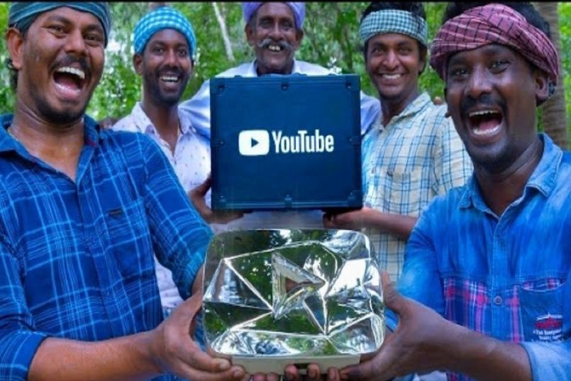 Village cooking farmers