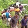 chopper Crash In jalgao