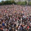 france Protest Against vaccination