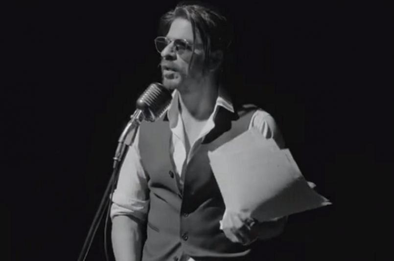म्यूजिक वीडियो के लिए सिंगर बने Shahrukh Khan, देखें वीडियो