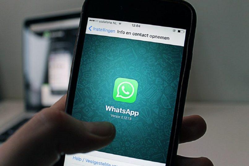 Whatsapp delete massage read again