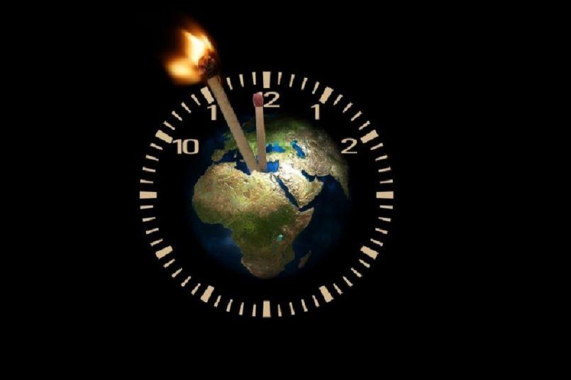 200 वैज्ञानिकों ने लगाया अनुमान अगले 20 साल में ग्लोबल टेम्परेचर बढ़ने से शुरू होगी पृथ्वी पर तबाही