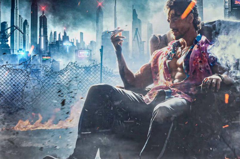 Ganapath teaser Tiger Shroff