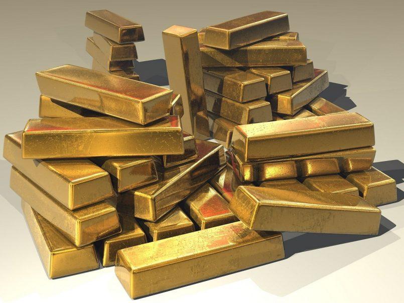 Gold in denmark