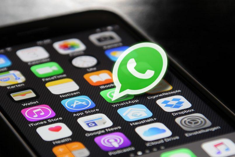 Whatsapp notification block