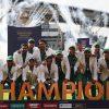 Pak wins Champions Trophy