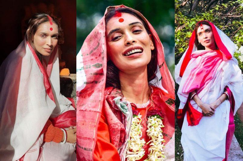 Hari maa Priyanka