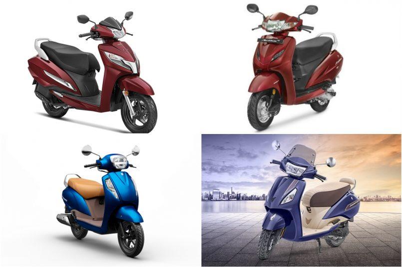 TVS Jupiter 125 vs Suzuki Access 125 vs Honda Activa 125, कौन है सबसे बेस्ट