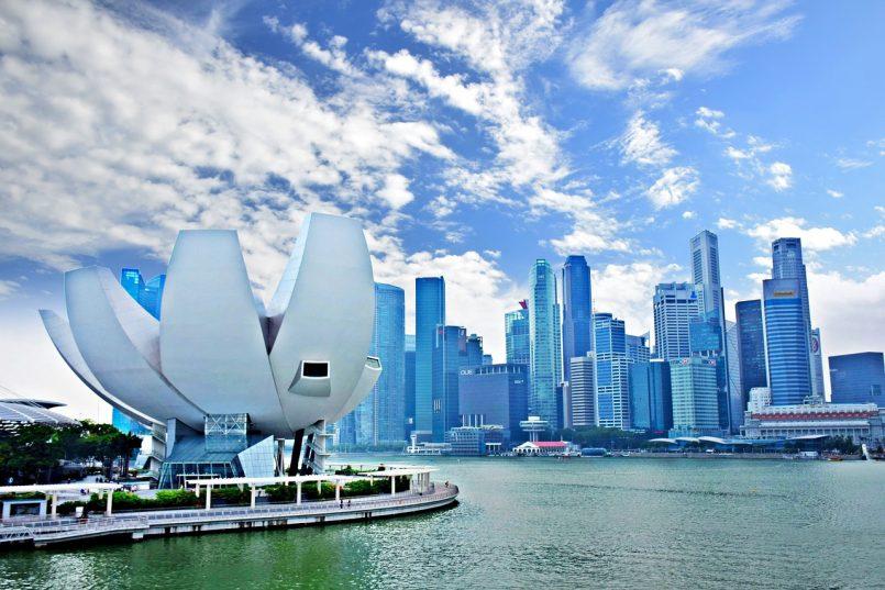 Singapore Travel Start